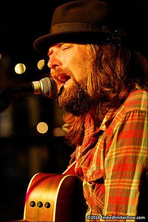 Scott Valentine/The Reckoners, July 27, 2010