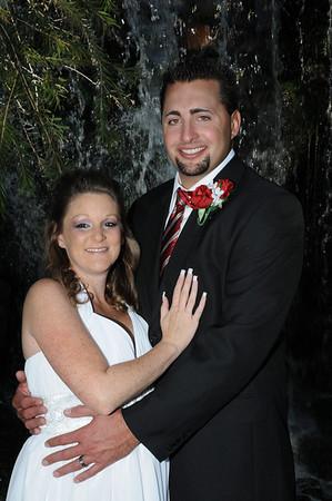 Clayon and Stefanie Wedding - Nov 29th, 2008
