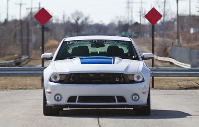 2011-2012 Mustang