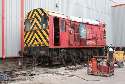 AV Dawson @ Tyne Yard  07/05/11