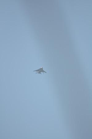Navy Flyover 22 November 2009