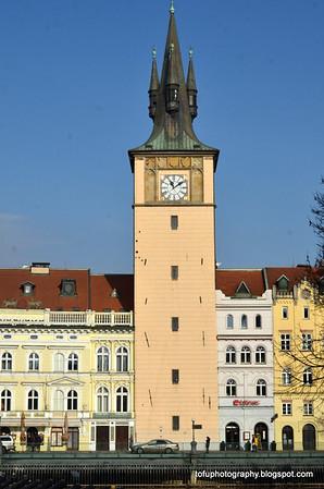 Prague walk pt 2 - February 2014
