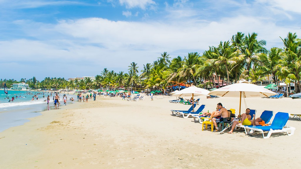 Cabarete Beach - Best places to visit in Dominican Republic