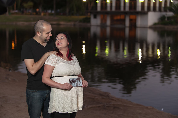Karen & Diego