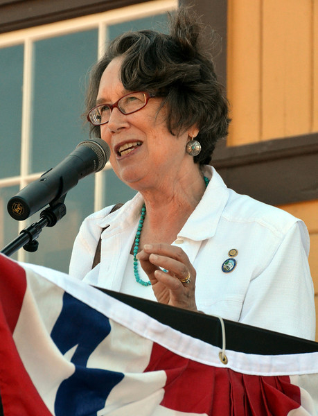 SLO Mayor Jan Marx