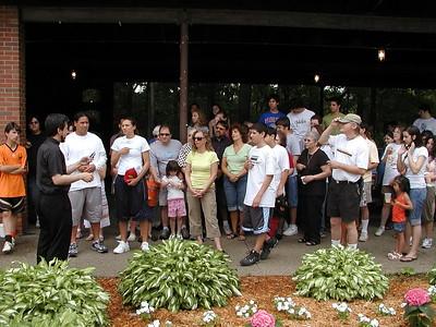 Community Life - Church Picnic - June 3, 2007