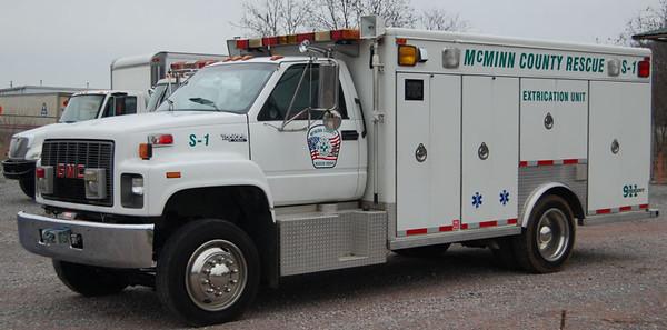 McMinn County Rescue Squad