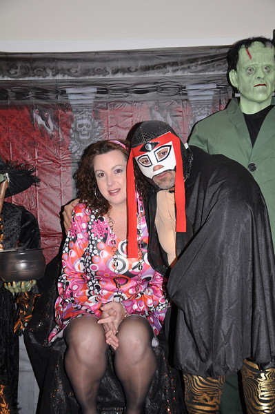 Liberty Hotel Halloween Party Oct. 29, 2011