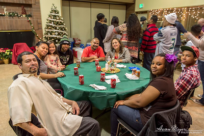 2014 Xmas Party for CPFD