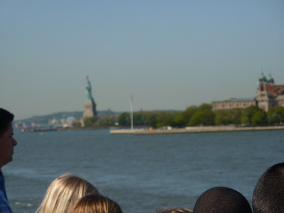 Ellis Island - photographed by M. Wood