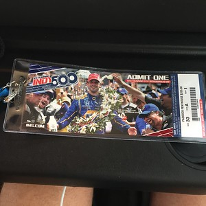5-28-2017 Protective Indy 500 Race Day by Rich Lovering
