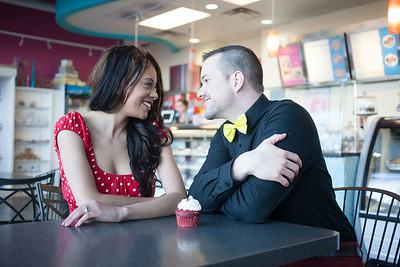 Jeremy and Sabrina engagements