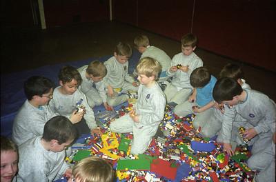 Beaver LEGO 2001