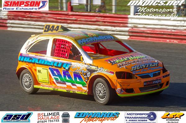 Stock Rods, Hednesford Hills Raceway, 20 September 2020