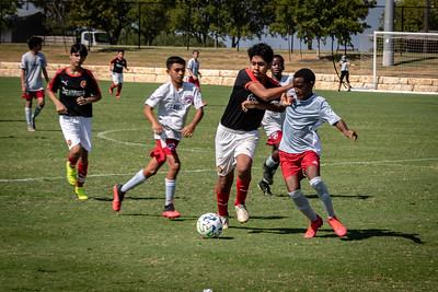 FC Dallas WTX -  07 Boys