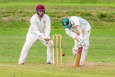 Barnby Dun Cricket 1st XI v Stainborough June 2016