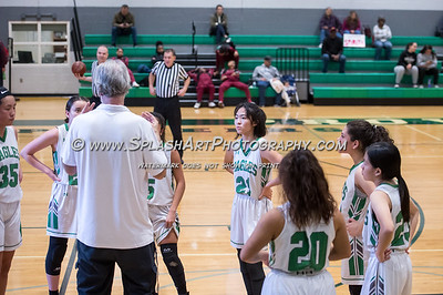 2020 Girls Basketball Eagle Rock vs Paraclete 04Jan2020