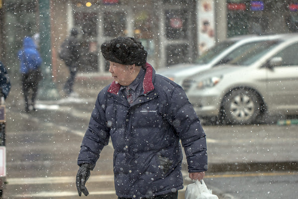 Snow and Macro