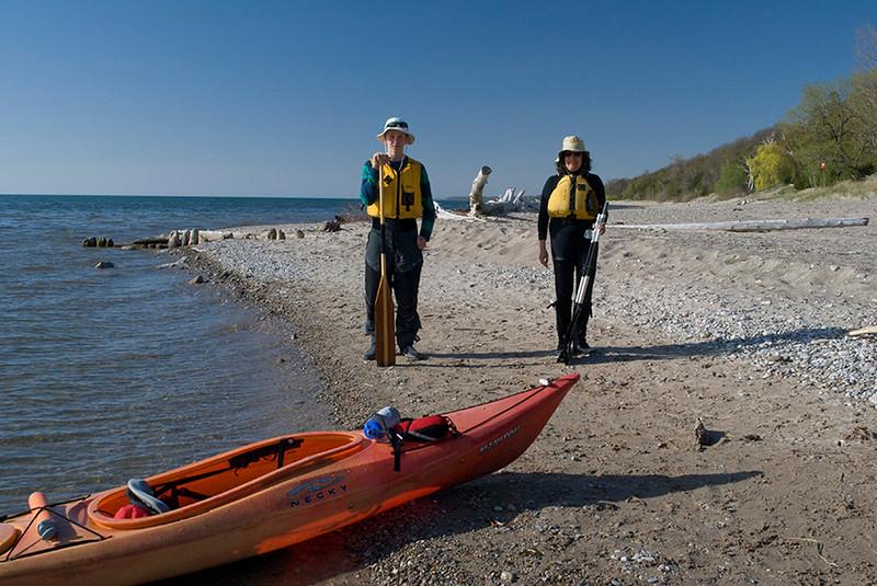 Port Albert beach kayak1.jpg