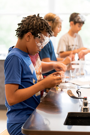 Science Experiment Camp –July 2021
