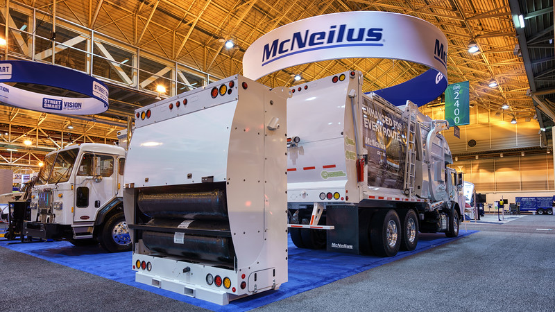 McNeilus Booth