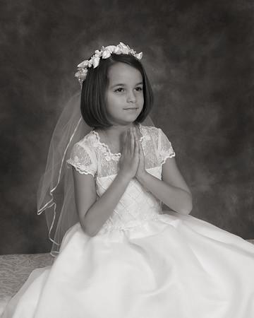 Gabby, 1st Holy Communion