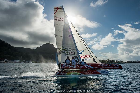 Trésors de Tahiti Espoirs 7th