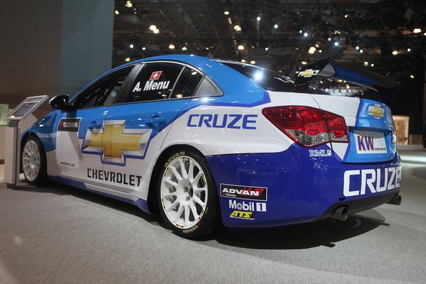 Chevrolet - 2010 NYIAS