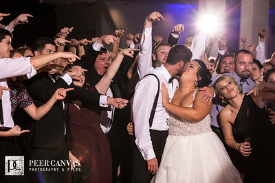 Meghan and Andrew Eclipse Wedding