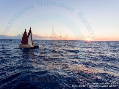 2017 Malama Honua Worldwide Voyage