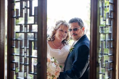 Joanne Wilfred Wedding