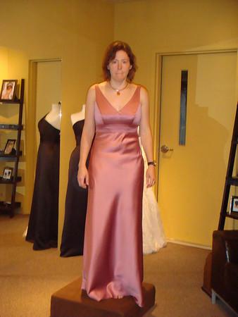 Bridesmaid Dresses July 2009