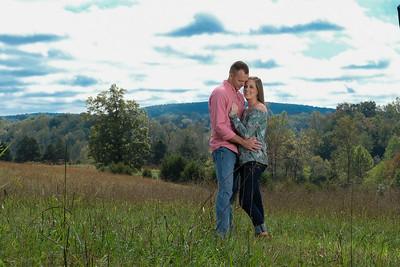 Justin & Jessica (10.14.17 Engagement)