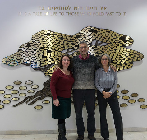 Scholar-in-Residence Rabbi David Ebstein March 2017