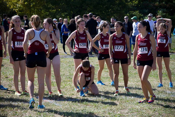 2010 UMass Amherst - Women's Cross Country