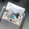 1.38ct French Cut Diamond GIA J VVS1 3