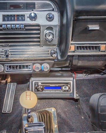 Ford at Saguaro Lake