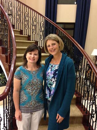 Melissa Gipe's visit to Stockton 11/7/14