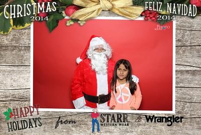 Star Western Wear Eastside   Dec. 6th 2014