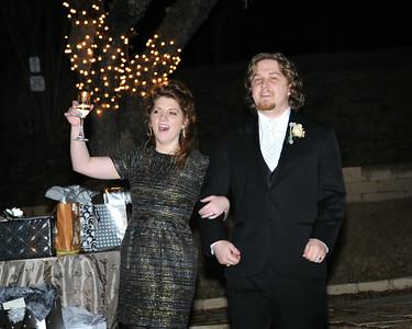 December Wedding at Peacock River Ranch (photos taken by Robert Faust Photography)