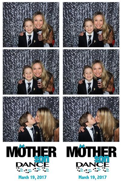 "Mother  Son Dance ""Michigan Shores Club"""