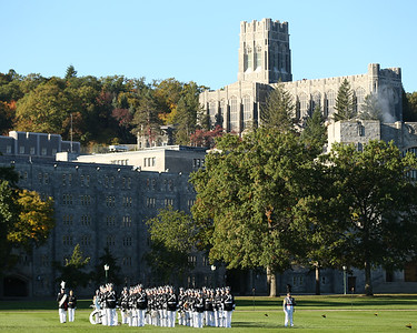 West Point Cadet Parade Oct 2016