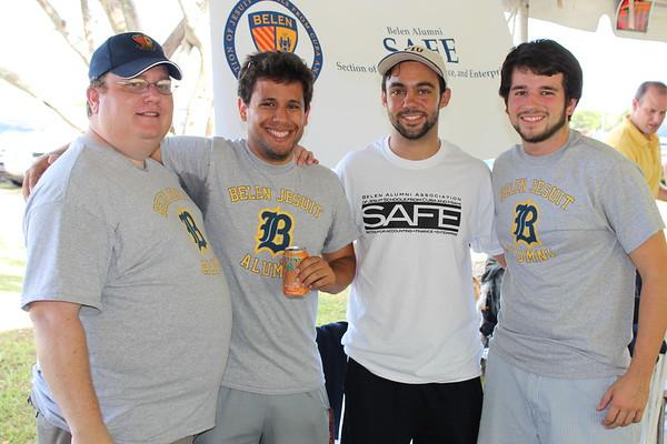 2012 Columbus Football Game & Alumni Tailgate