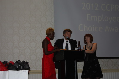 Employee Choice Awards 2012