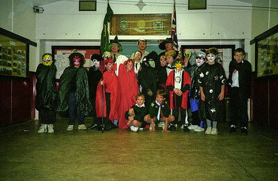 Cub Halloween