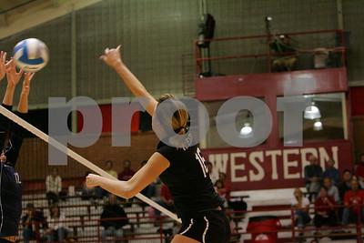 WSC vs Colo Christian Uni Volleyball 10/17/09