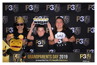 """P3 Health Partners """"Grandparents Day 2019"""""""