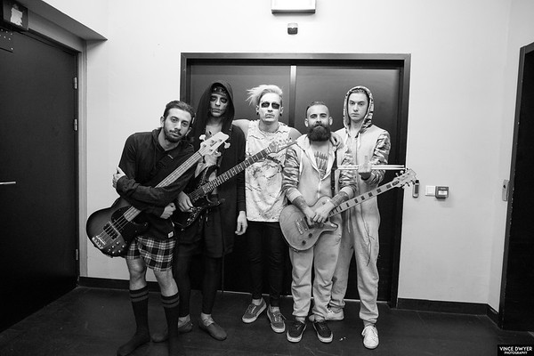 Photos of The Word Alive Halloween 2014