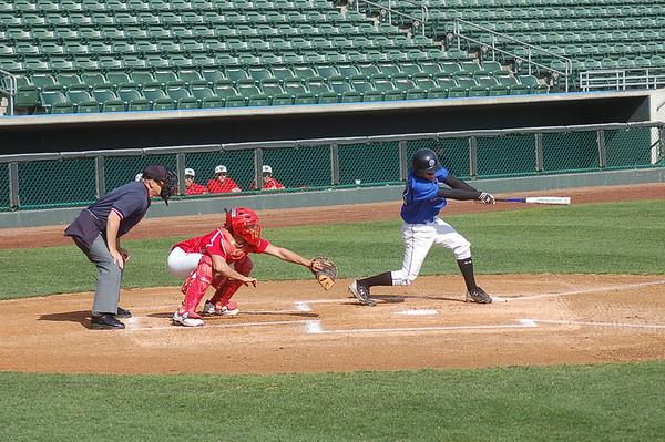 ONWHS Baseball April 09