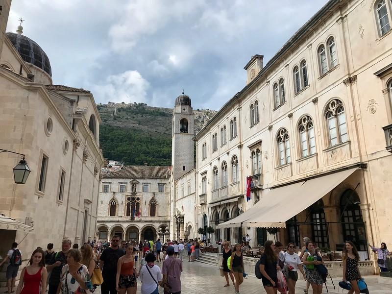 in Dubrovnik